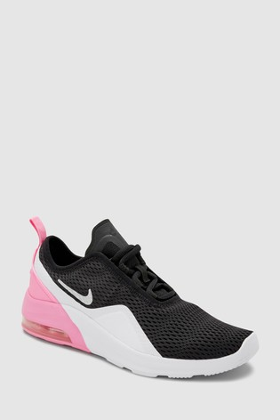 68000ee827 Buy Nike Black/Pink Air Max Motion II Youth from Next Ireland