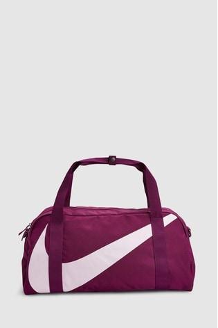 9c8640618 Buy Nike Gym Burgundy Club Duffel Bag from the Next UK online shop