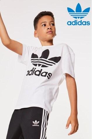 c415e1577f0 Buy adidas Originals Trefoil Tee from the Next UK online shop