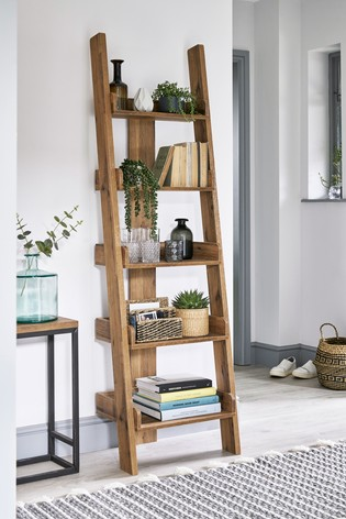 Buy Bronx Ladder Shelf From The Next Uk Online Shop