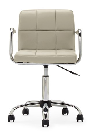 35d5727d9dc Buy Cube Faux Leather Office Chair from the Next UK online shop
