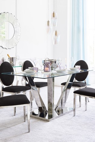 Buy Remi Dining Table From The Next UK Online Shop