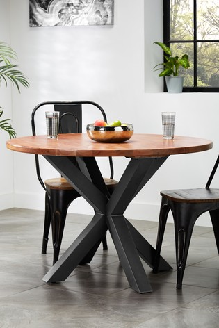 Buy Amsterdam Dining Table From Next Malta