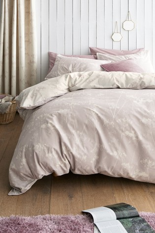 Cow Parsley Duvet Cover And Pillowcase Set ...