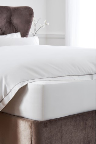 7c4b362f687 Buy 600 Thread Count Cotton Sateen Collection Luxe Deep Fitted Sheet ...