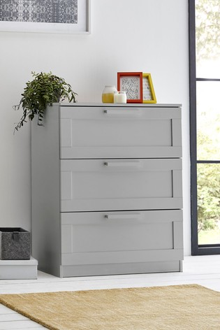 Buy Flynn 3 Drawer Chest From The Next Uk Online Shop