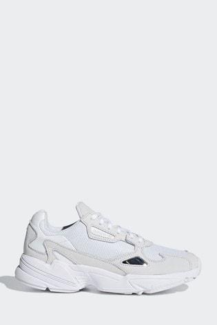 adidas Falcon Shoes Black | adidas UK