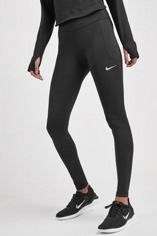 usuario La oficina plato  Buy Nike Fast Running Leggings from the Next UK online shop
