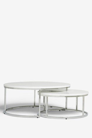 Buy Mode Nest Of 2 Coffee Table From The Next Uk Online Shop