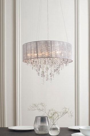 Chandelier | Crystal & Decorative Chandelier Lights | Next UK