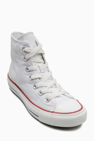 874338968c60c Buy Converse Youth Chuck Taylor All Star Hi from the Next UK online shop