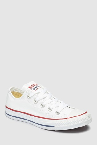 Buy Converse Youth White Chuck Ox from Next Finland d6bf10346f