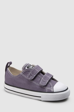 aa788cf47d7c Buy Converse Infant Chuck Ox Velcro Trainer from the Next UK online shop