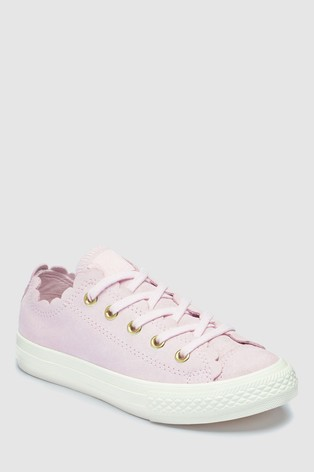 Buy Converse Youth Frill Chuck Ox Trainer from Next Turkey e567813cc8