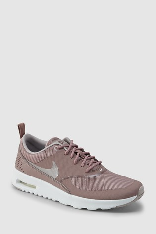 timeless design 2b434 e949c Mauve Nike Air Max Thea ...