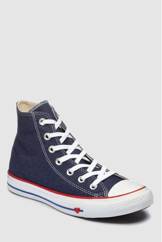 pick up factory price latest selection of 2019 Buy Converse Heart Chuck Trainer from Next Bulgaria