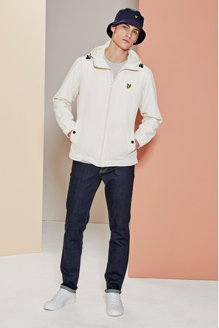 Buy Lyle & Scott Lightweight Hooded Jacket from Next Bahrain