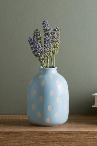 Buy Polka Dot Vase From Next Usa