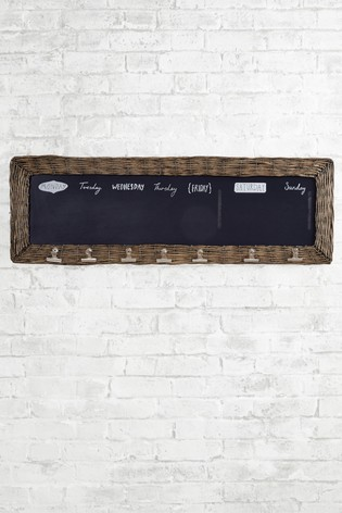 Buy Wicker Memo Board From The Next UK Online Shop Beauteous Next Memo Board