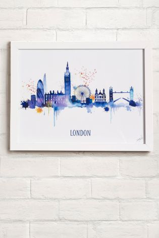 Buy Favourite City Framed Print from the Next UK online shop