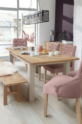 8 seater extending dining table oval huxley painted to seater extending dining table buy from the