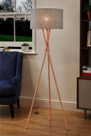 Buy Tripod Floor Lamp from the Next UK online shop