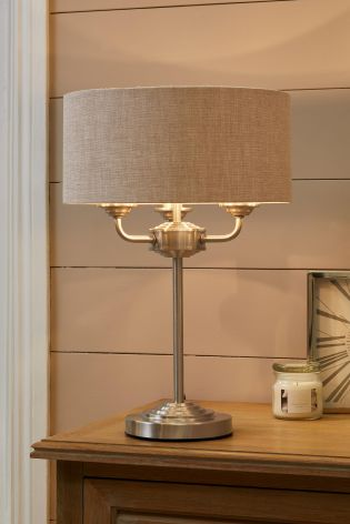 Buy burford 3 light table lamp from the next uk online shop burford 3 light table lamp mozeypictures Choice Image
