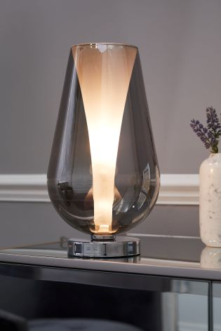 buy cooper touch table lamp from the next uk online shop