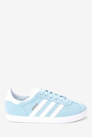 Buy adidas Originals Sky Blue Gazelle