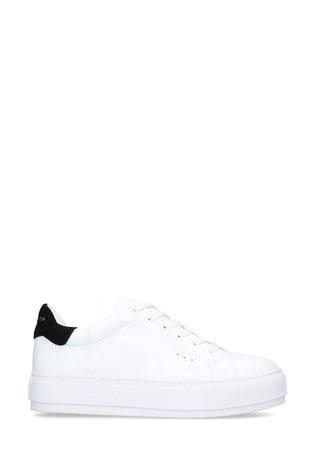 Buy Kurt Geiger Ladies White Laney