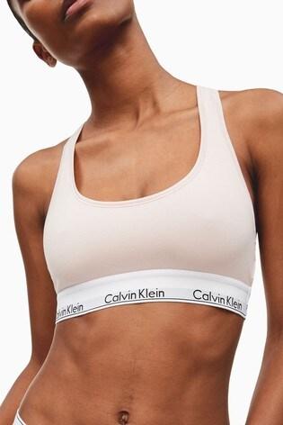 Buy Calvin Klein Modern Cotton Pink