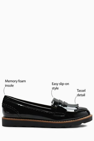 Buy Chunky Fringe Loafers (Older) from