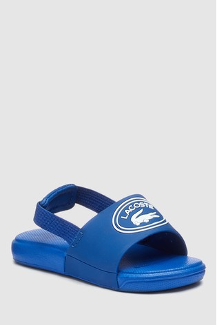 3531c96ecfef Buy Lacoste® Infant Slide from Next Ireland