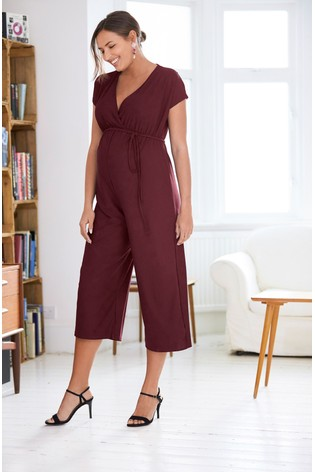 91591ce23f Buy Purple Maternity Jumpsuit from the Next UK online shop