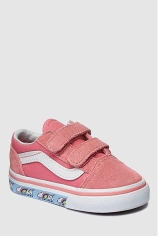 473f20230d Buy Vans Old Skool Infant Trainer from the Next UK online shop