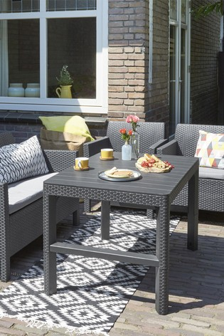 Buy Allibert Orlando Lounge Set From The Next Uk Online Shop