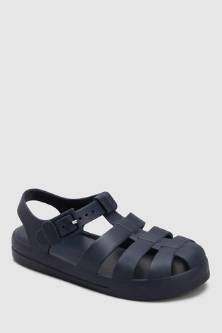 3634e4d8141b Buy Navy Jelly Sandals (Younger) from the Next UK online shop