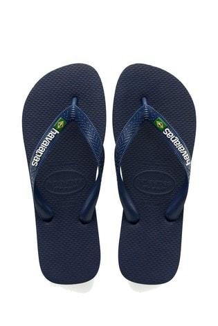 d8053dd3aef4 Buy Havaianas® Kid s Brasil Logo Flip Flop from the Next UK online shop