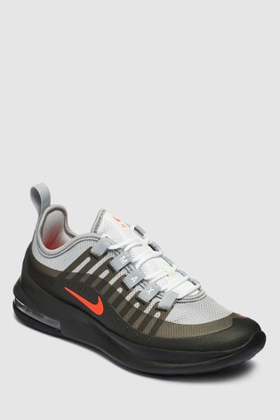 first rate f36ea b3146 Grey Nike Air Max Axis Youth ...