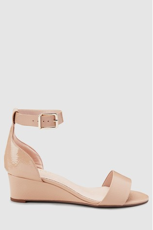 a1bb83063096 Buy Nude Forever Comfort® Simple Wedges from Next Belgium