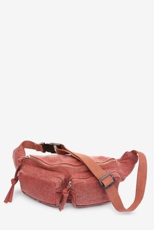 af9d31b056f6 Buy Rust Pocket Detail Bum Bag from the Next UK online shop