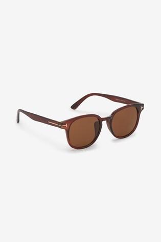 137f4b0d6 اشتر نظارة شمسية بني من Next السعودية