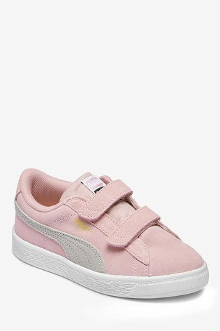 Velcro Suede Trainer Puma® Youth Buy Classic Ireland From Pink Next sBrCthdxQ