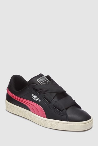 buy online 7832a 12244 Buy Puma® Basket Heart Jelly Junior Trainer from the Next UK ...