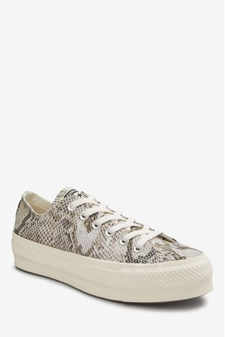 94b249c8146fa4 Buy Converse Snake Chuck Taylor All Star Platform Trainer from the ...