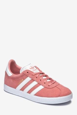 magasin en ligne 8bd01 09312 Buy adidas Originals Rose Gazelle Youth from Next Hungary