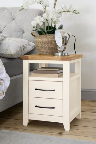 buy online c3125 1a111 Thornley Painted Bedside Table