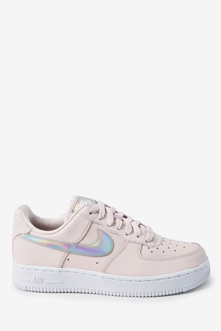 Buy Nike Pink Iridescent Air Force 1