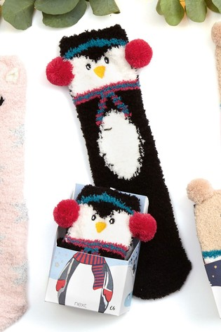 Penguin Socks In A Box from Next