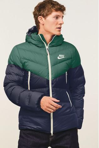 nike light down jacket
